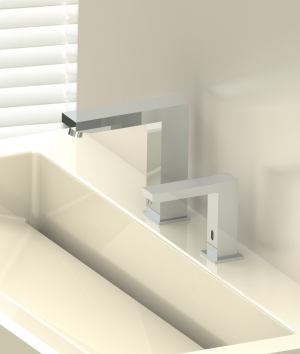 Read more about the article Stern Unveils The Quadrat Deck Mounted Soap Dispenser