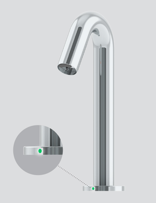 Read more about the article Stern Releases The Csaba Soap Dispenser With Soap Level Indicator